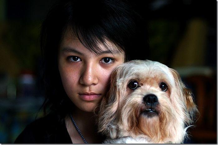 perro-chica-2