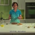 Vídeo receta, tarta de manzana y galletas de canela y azúcar