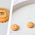 Chapas de galletas