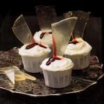 Cupcakes Cristales Rotos