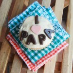 Cupcakes con fresas naturales
