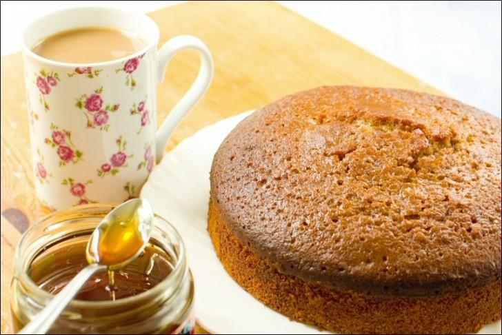 pastel-galletas-miel