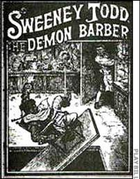 Sweeney Todd demonio barbero