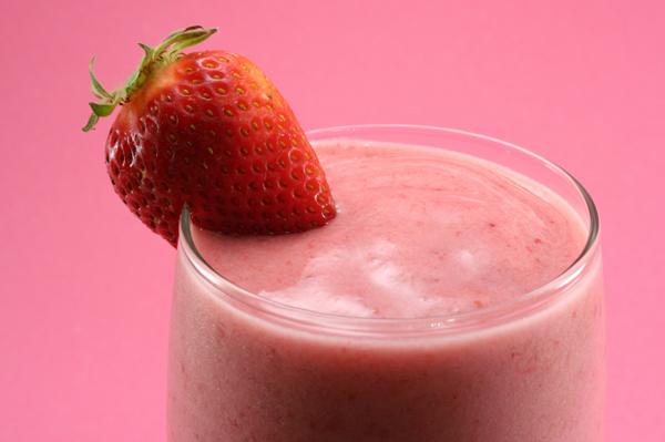 batido-fresas-yogur