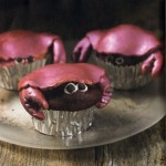 Cupcakes Cangrejos Locos