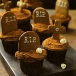 Cupcakes Cementerio de Jengibre