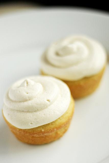 cupcakes limon almendras