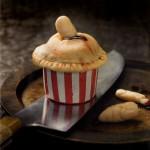 Cupcakes Sorpresa de Sweeney Todd