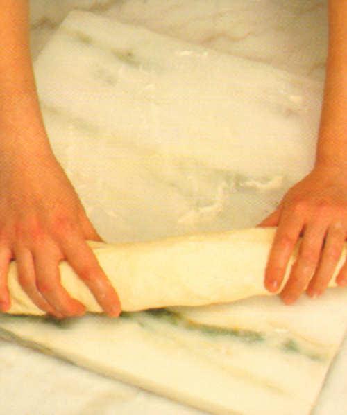 elaboracion pitas masa
