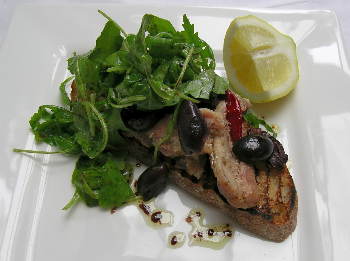 tostadas sardinas