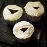 Cupcakes Momias Monstruos