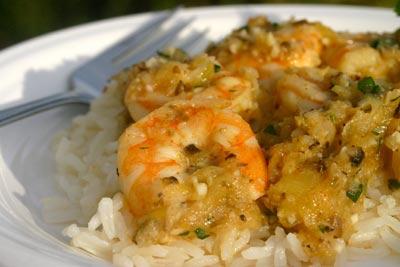 arroz-salteado-huevo-langostinos-verduras