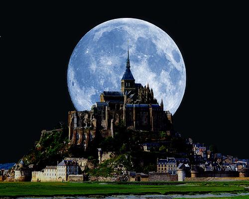 Mt-Saint-Michel