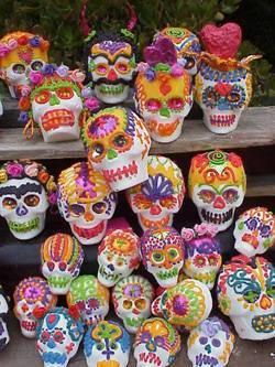 calaveritas azucar dia muertos mexico 12