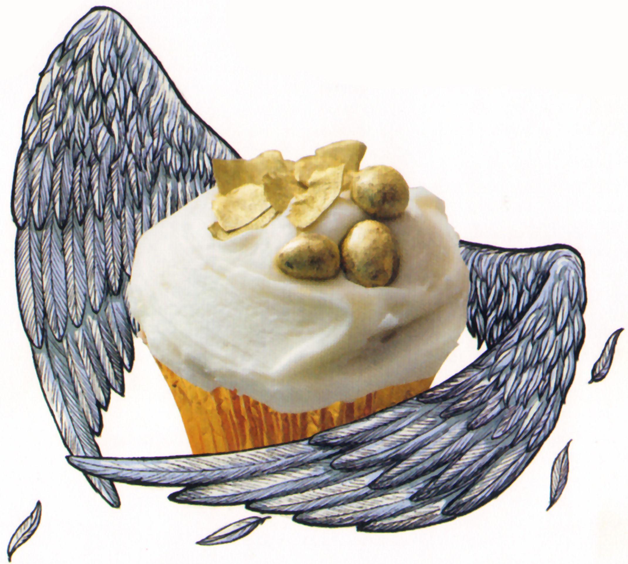 cupcakes angel caido
