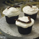 Cupcakes Ciempiés Podridos