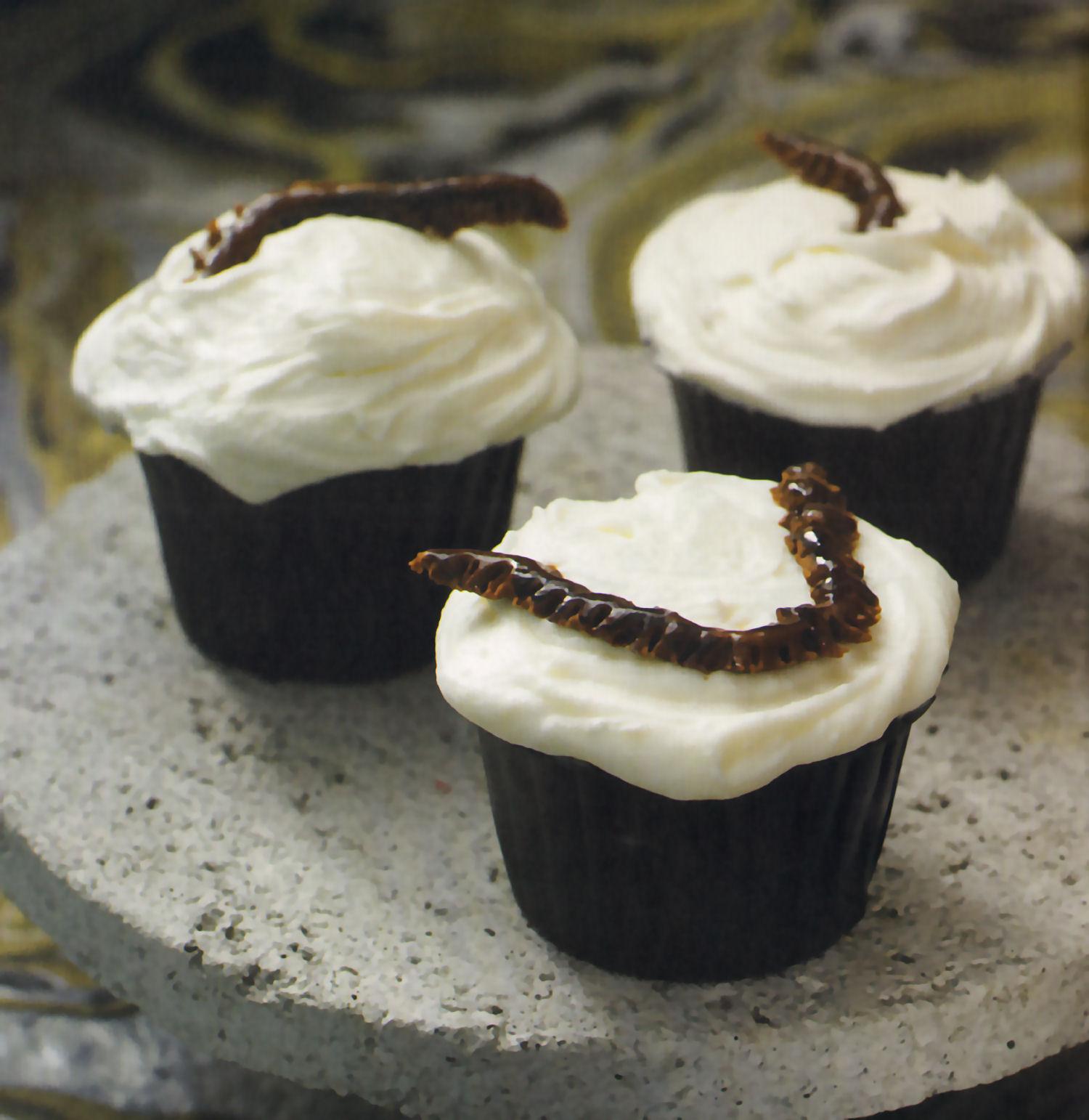 cupcakes ciempies podrido