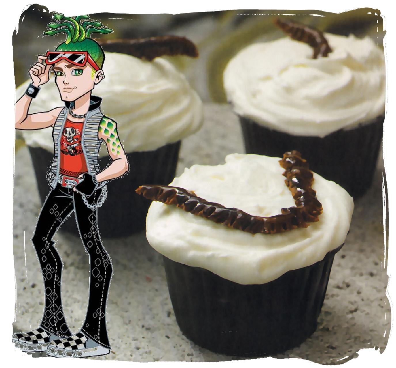 deuce gordon Cupcakes Ciempies Podridos