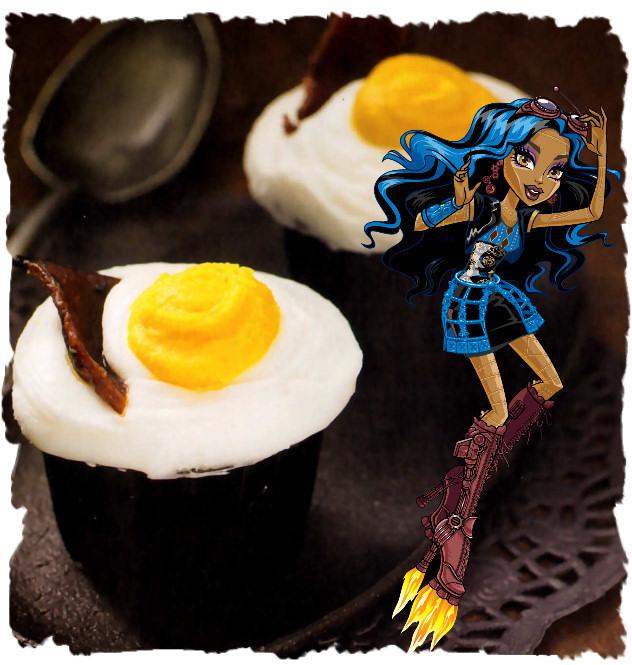 robecca steam cupcakes desayu no muerto