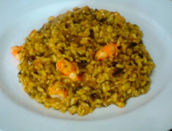 arroz-meloso-algas-langostinos