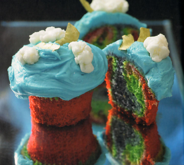 cupcakes fantasia celestial