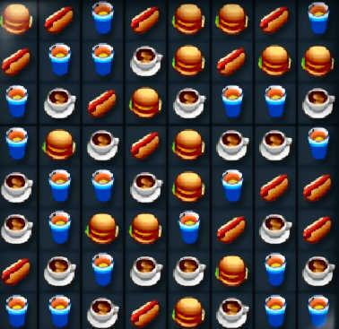 juego-agrupar-elementos-comida