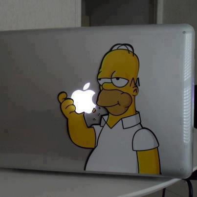 SimpsonApple