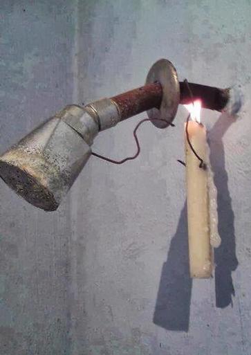 calentador criollo
