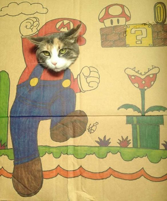 gatos-carton-curiosos-personajes
