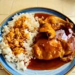 Vídeo receta  pollo estilo del diablo
