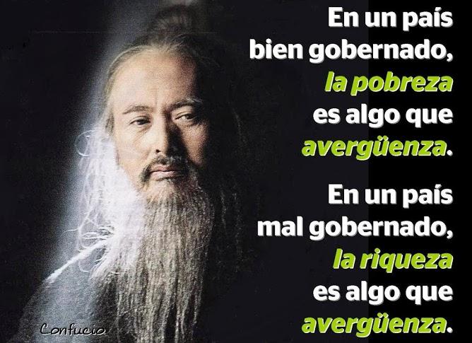 Confucio-RiquezayPobreza