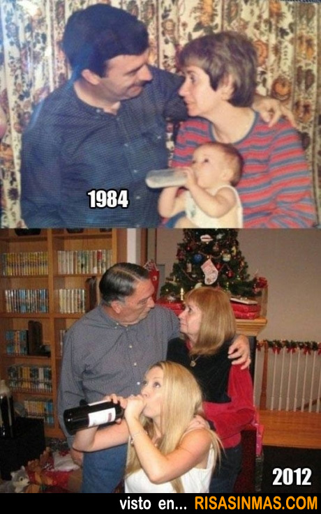 Foto-familiar-con-el-paso-de-los-anos