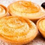 Tarta portuguesa de nata, fácil