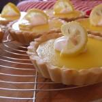 Tarta de limón rápida