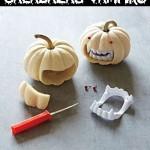 Decoración de platos divertidos para Halloween