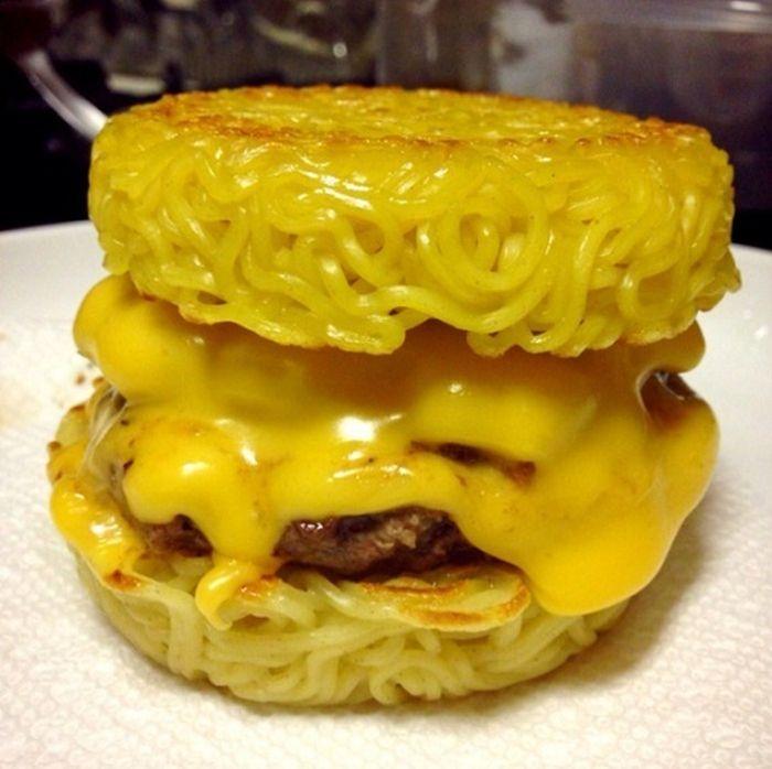 hamburgesa-espaguetis