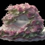 Vídeo con decoración de tartas fondant