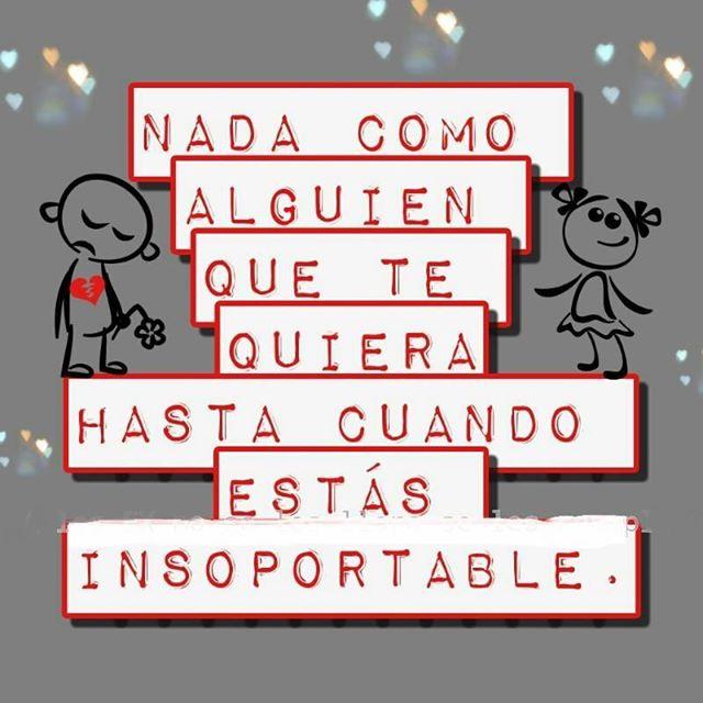 insoportable