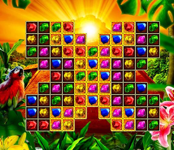 juego-candy-tesoro-maya