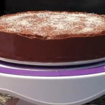 Vídeo receta de tarta con galletas y chocolate