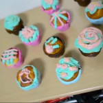 Vídeo receta de Cupcakes