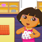 Juego para preparar Sushi con Dora