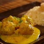 Receta de albóndigas al curry fácil