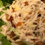 Receta de ensalada y salsa César