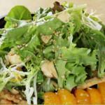 Vídeo receta de ensaladas Oriental, Griega y Espinacas