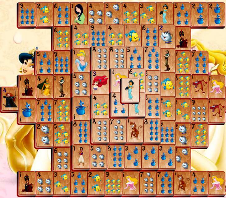 juego-mahjong-princesas