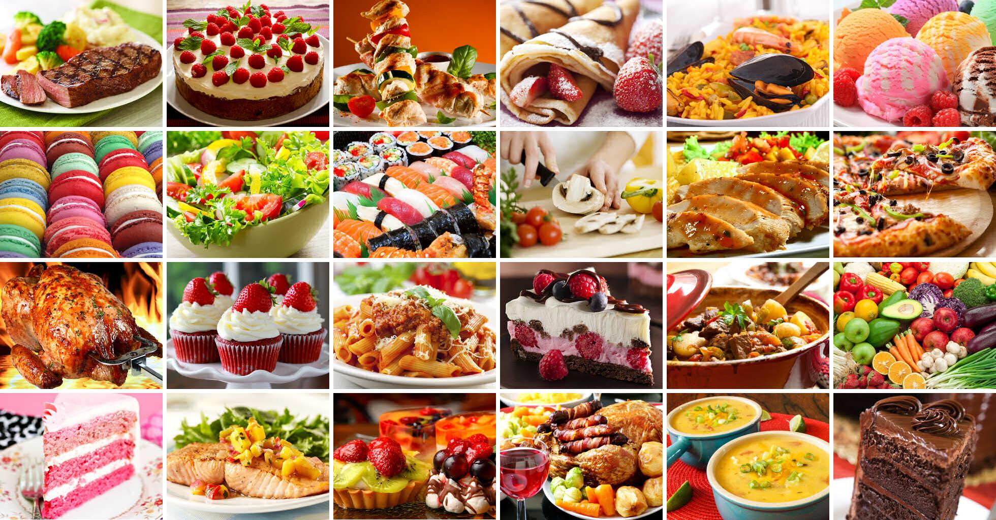 recetas y cocina