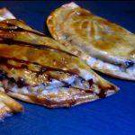 Receta sencilla de empanadillas con chocolate