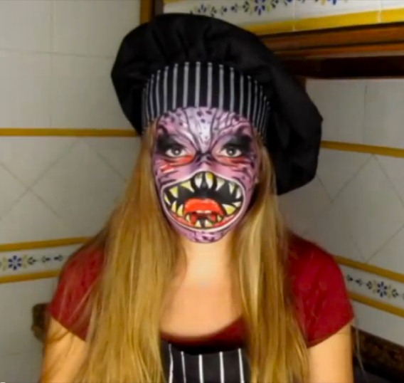sandwich-halloween-cocinera-mostruo