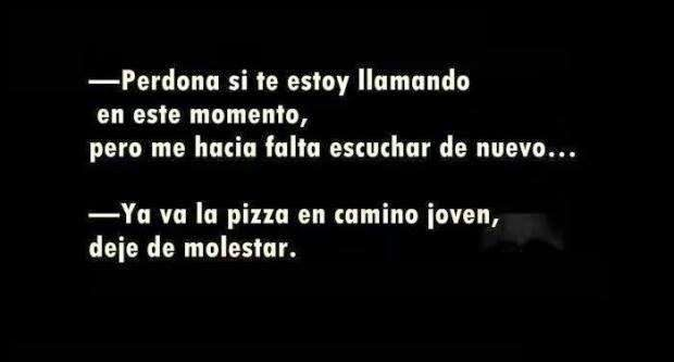 la piza